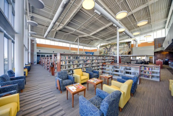 Jaynes Corporation Artesia Public Library