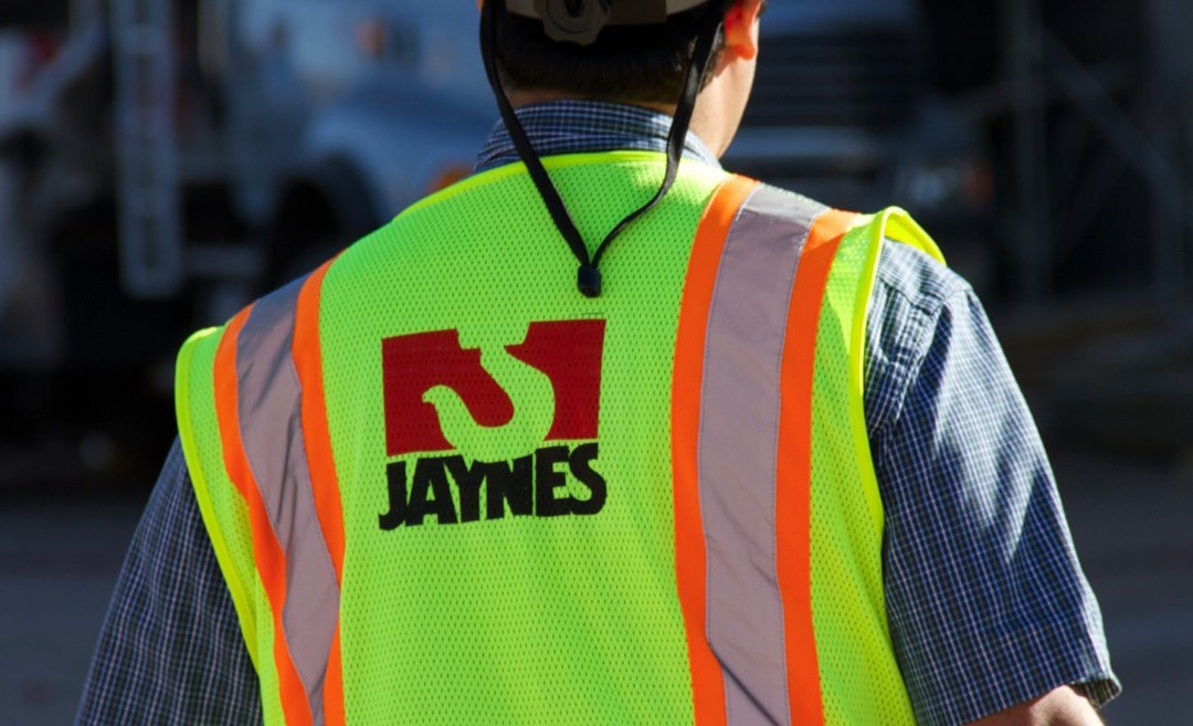 Jaynes Safety Nationally Recognized