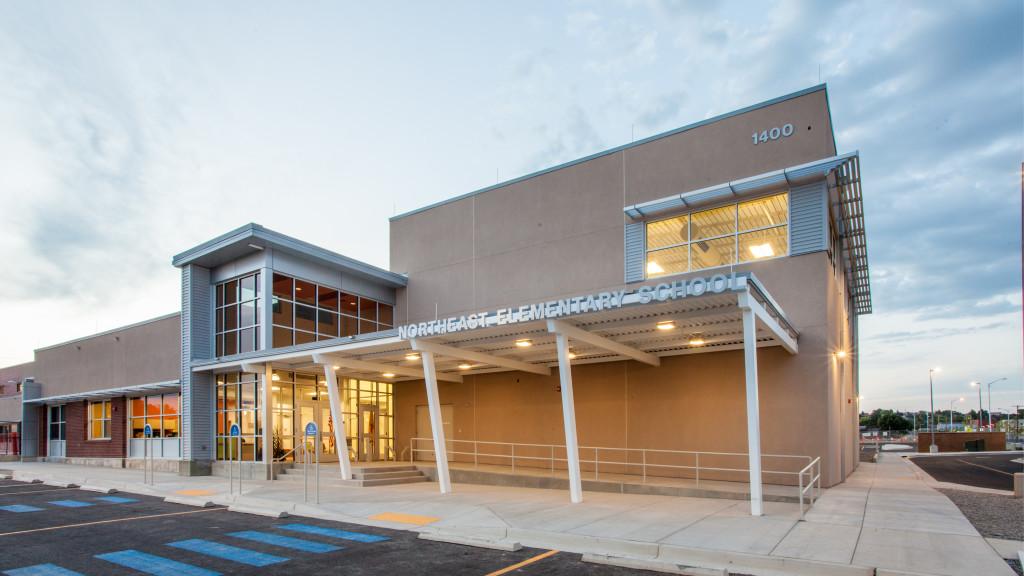 Northeast Elementary School Jaynes Corp