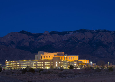 Sandia Casino Parking Garage & Roadrunner Renovation