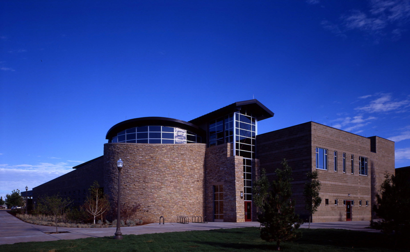 Fort Lewis College Student Life Center