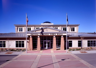 Pagosa Springs Town Hall