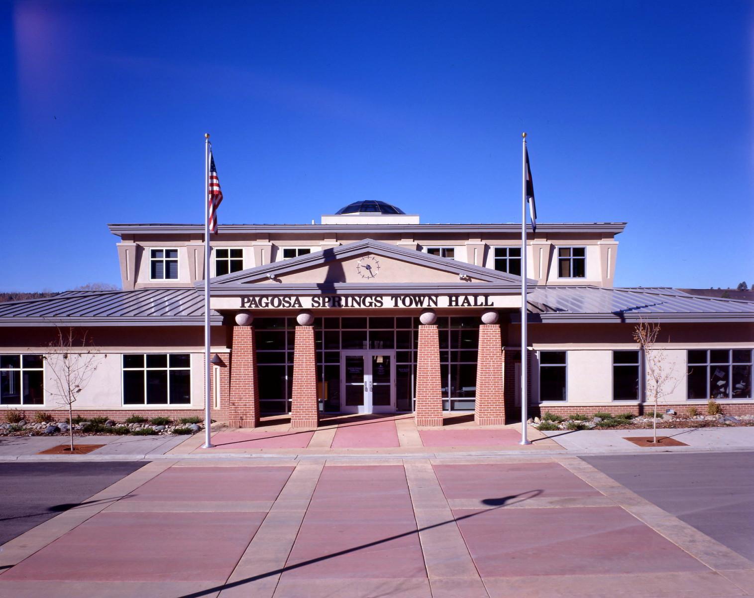 Pagosa Springs Town Hall