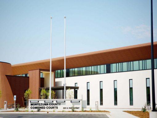 Montezuma County Combined Courthouse