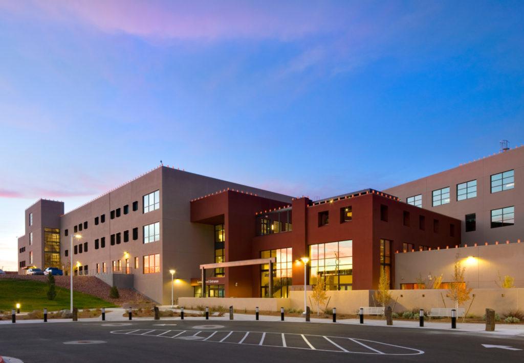 Presbyterian - Santa Fe - Jaynes Corporation