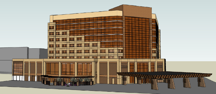 Santa Ana Star Casino – Hotel