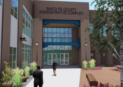 Santa Fe County Administration Offices – Consolidation and Renovation