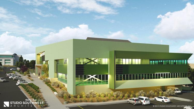 Big new development planned for NM bioscience startups and industry