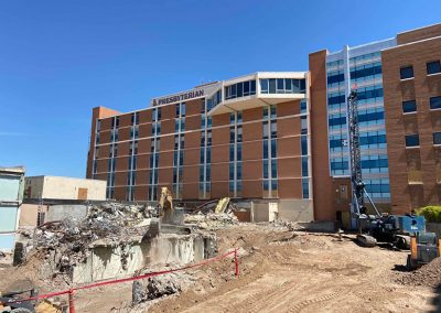 Presbyterian Hospital Addition and Renovation – Phase 1