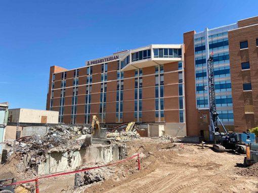 Presbyterian Hospital Addition and Renovation – Phase 1