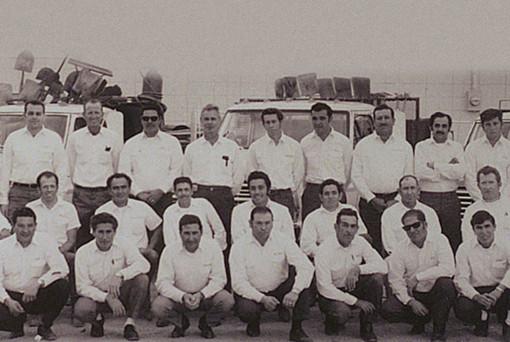 1967 Jaynes Team